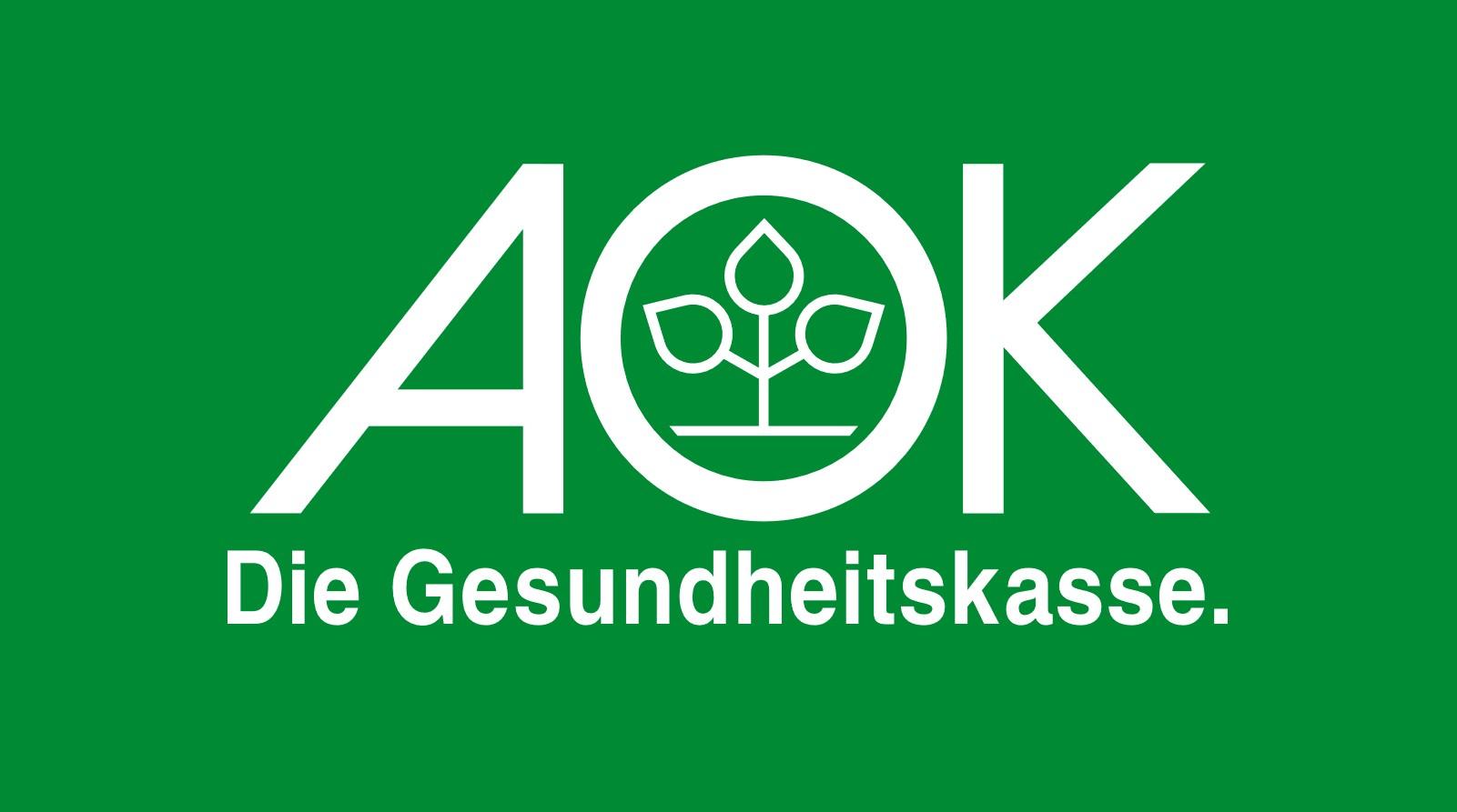 AOK - Die Gesundheitskasse.